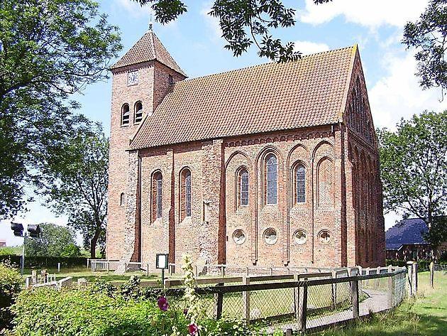 Opknapbeurt Ursuskerk Termunten - B6B De Pastorie Termunten