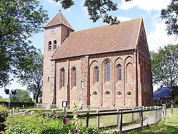 Opknapbeurt Ursuskerk Termunten B6B De Pastorie Termunten