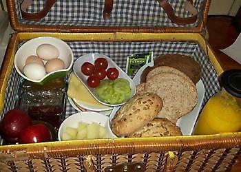 Ontbijt B6B De Pastorie Termunten